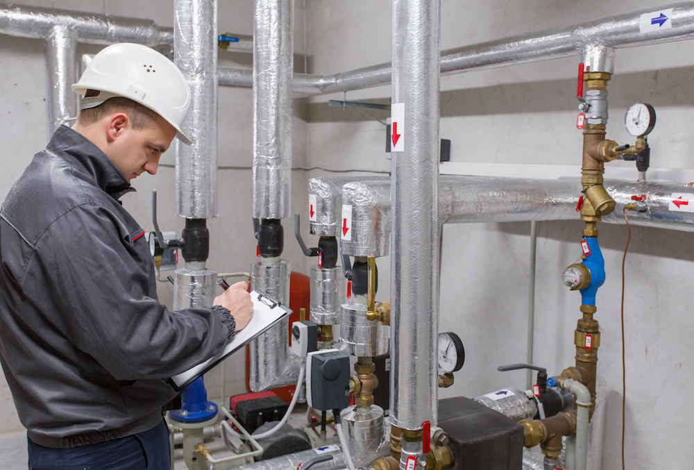 Rock Spring commercial heating services